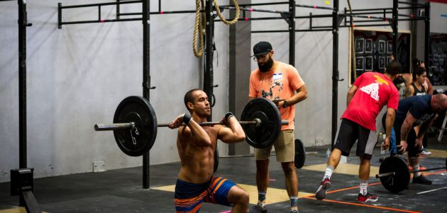Barbell Club Olympic Lifting